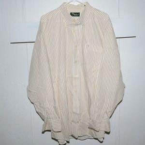 Palm Beach mens button up shirt size 2 X B J80